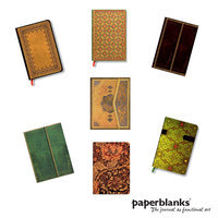 Paper Blanks Mini Journal