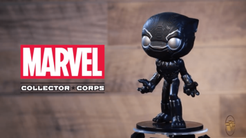 Black Panther Wacky Wobbler