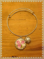LOOKING GLASS BROKEN CHINA BRACELET