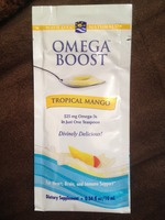 Nordic Naturals Omega Boost in Tropical Mango