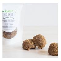 Crunchy Peanut Buckwheat Noshes