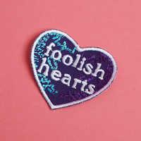 Foolish hearts patch