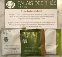 3 Palais Des Thés Paris Teabags & 25%off coupon