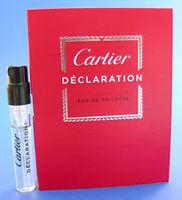 Cartier Delaration Eau de Toilette Sample