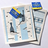 Swedish Dishcloths by Cose Nuove