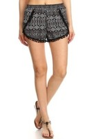 Aztec Tribe Shorts