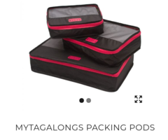 My Tagalongs Packing Pods