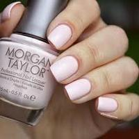 Morgan Taylor Professional Nail Laquer (Color: I'm Charmed)