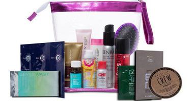 Beauty brands bag-BAG ONLY