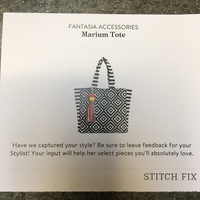 Marium Tote (Stitch Fix)