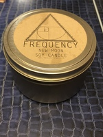 Frequency New Moon soy candle