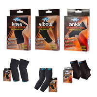 RealXGear Elbow Copper Compression Sleeve
