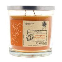 Spiced Pumpkin Double Wick Jar Candle by Vesta