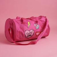 Quirky Girl Weekender Bag