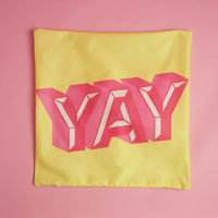 YAY! Pillow Cover