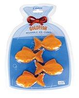 Paladone Goldfish Reusable Ice Cubes