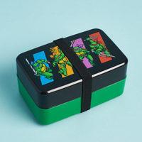 TMNT Turtles in Time Bento Box