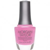 Morgan Taylor nail polish in lip service