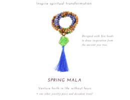 Yogi Surprise Spring Mala