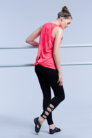 Marika Intrigue Singlet Tank - Healther Push-Up Pink