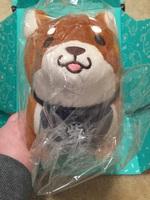 Mochi Shiba plushie