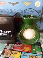 Green Lantern Mini Planter
