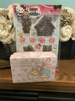 Hello Kitty Chocolate Molds & Little Stars Treat box