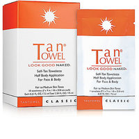 Tan Towel Self Tan Towelette (Fair to Medium Skin)
