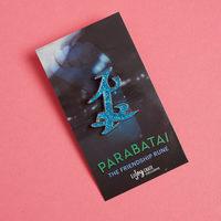 Parabatai Friendship Rune Enamel Pin