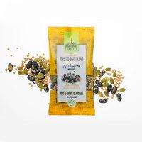 Vegetarian Traveler pepita & soy-pea medley