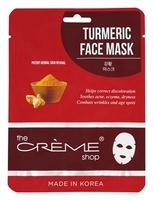 The Creme Shop Turmeric Face Sheet Mask