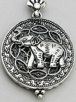 Elephant Watching Necklace