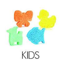 Spongelle For Kids - Blue Fish