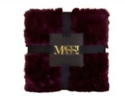Massi Comodo Dolce Throw - Wine