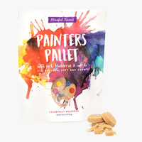 Painter's Pallet Dog Treats by Blissful