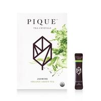 Pique Tea Crystals - Jasmine Green Tea