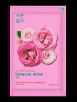 Holika Holika- Damask Rose Pure Essence Mask Sheet