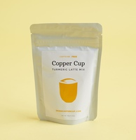 Copper Cup Tumeric Latte Mix