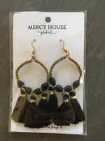 Mercy house global earring