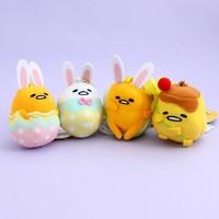 Gudetama Easter Plush Charm