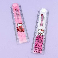 Hello Kitty Folding Ruler