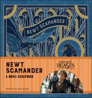 Newt Scamander Scrapbook