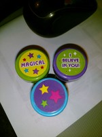 Stars Stamp Set