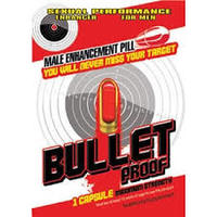 Bullet Proof Male Sexual Enhancement Pill