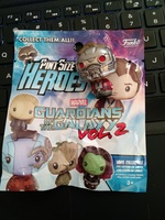 Pint Size Heroes Guardians of the Galaxy 2: Peter Quill with Helmet on