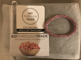 Aid Through Trade Roll-On Bracelet