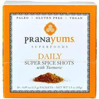 PRANAYUMS DAILY SUPER SPICE SHOTS