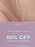 Julep offer code