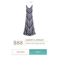 Market and spruce maxi nwt