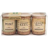Modern Sprout Seed Starter Kit - Lemon Balm